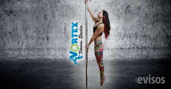 Academia de pole dance