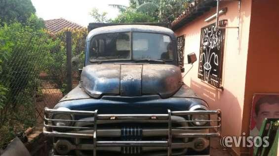 Coleccionista vendo camion marca dodge de 1965