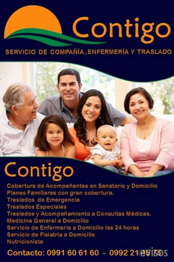 Enfermería Servicios de Enfermeria en Paraguay SERVICIO DE ENFERMERIA en Paraguay Sanatorio y Domicilio