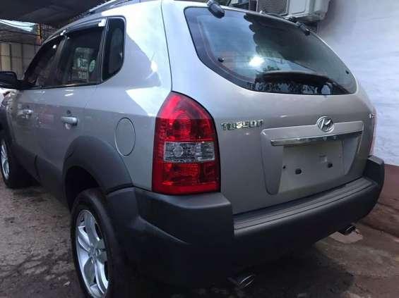 Oportunidad !! hyundai tucson 2009 diesel automatica