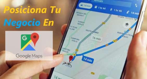 Atrae mas cliente con google maps