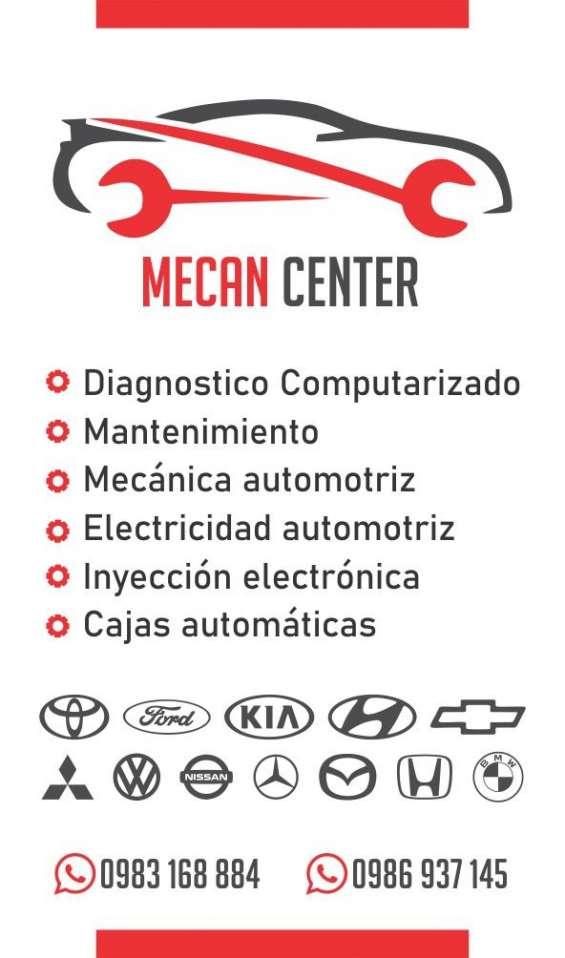 Servicio técnico electromecánico automotriz diésel y naftero